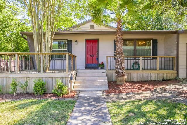 422 Devonshire Dr, San Antonio, TX 78209 (MLS #1454577) :: The Heyl Group at Keller Williams