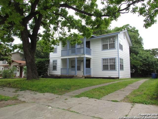 511 W Lynwood Ave, San Antonio, TX 78212 (MLS #1454666) :: Exquisite Properties, LLC
