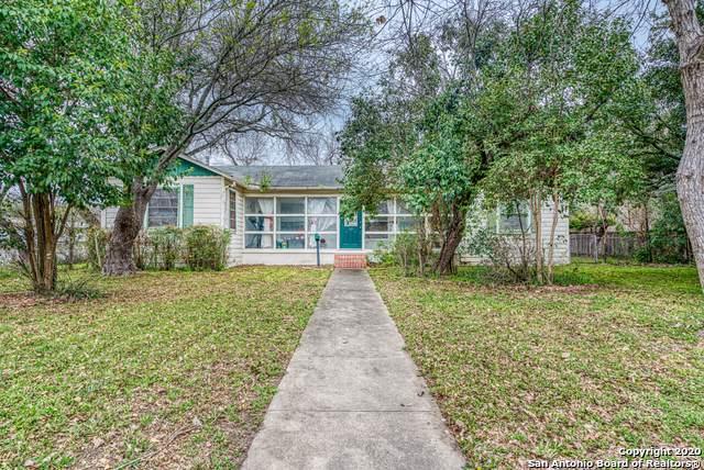 103 E Elmview Pl, Alamo Heights, TX 78209 (MLS #1454759) :: Santos and Sandberg