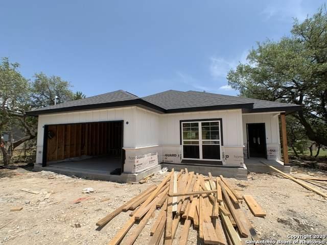 1371 Canyon Shores, Canyon Lake, TX 78133 (MLS #1454793) :: Carolina Garcia Real Estate Group