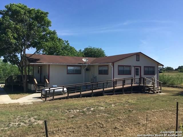 1236 County Road 7611, Devine, TX 78016 (MLS #1455026) :: The Gradiz Group