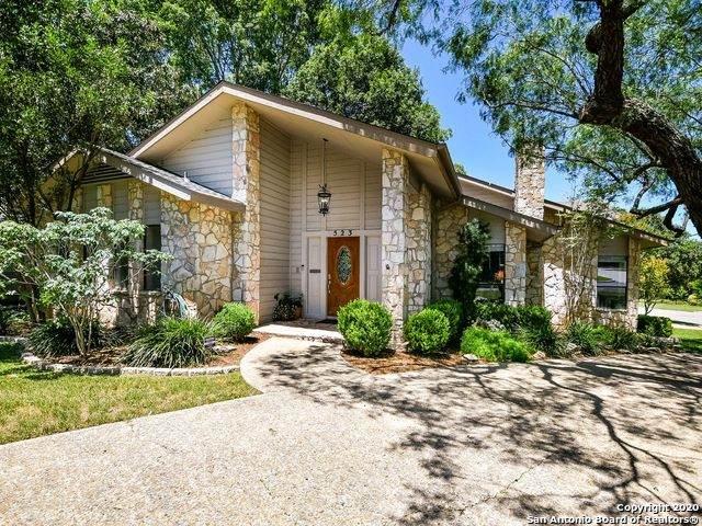 523 Northridge Dr, San Antonio, TX 78209 (MLS #1455105) :: The Heyl Group at Keller Williams