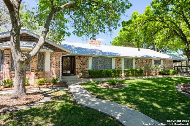 3087 Bear Creek Rd, Pipe Creek, TX 78063 (MLS #1455123) :: BHGRE HomeCity San Antonio