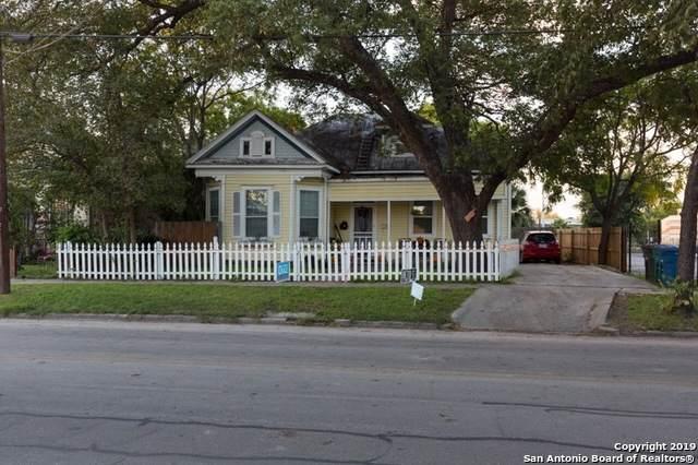 919 Camden St, San Antonio, TX 78215 (MLS #1455169) :: The Losoya Group