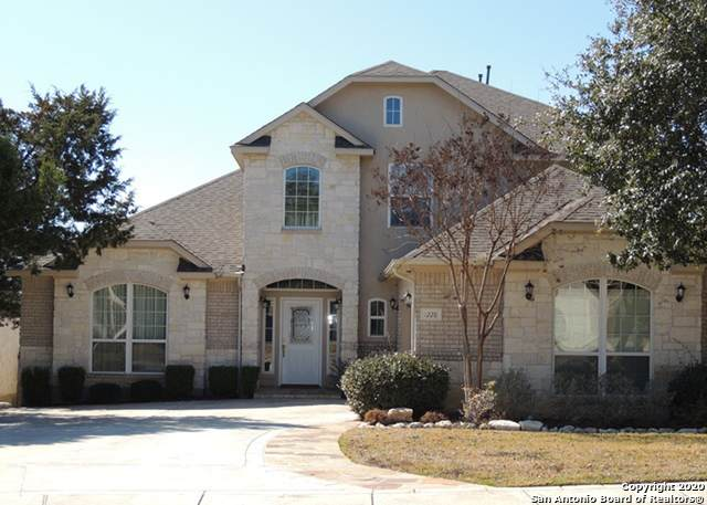 1228 Links Ln, San Antonio, TX 78260 (MLS #1455240) :: The Castillo Group