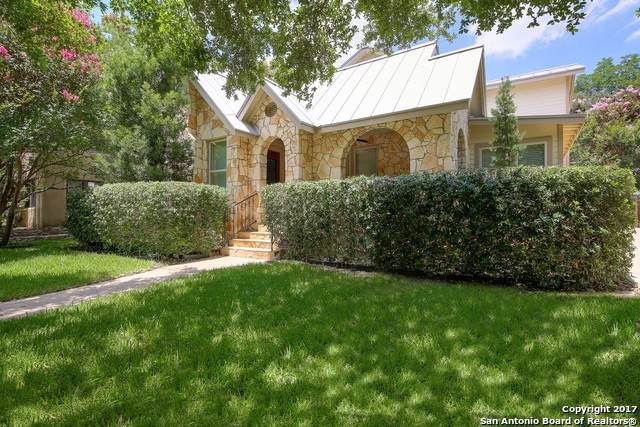 319 Cloverleaf Ave, Alamo Heights, TX 78209 (MLS #1455316) :: Santos and Sandberg
