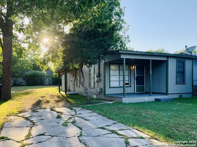 221 Vista Rd, San Antonio, TX 78210 (MLS #1455382) :: Maverick