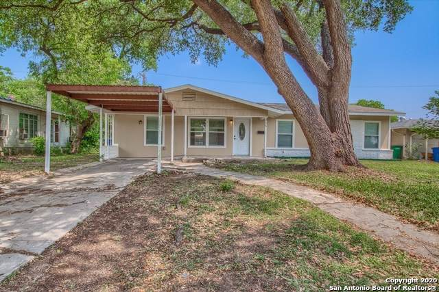 215 Cresham Dr, San Antonio, TX 78218 (MLS #1455522) :: Alexis Weigand Real Estate Group