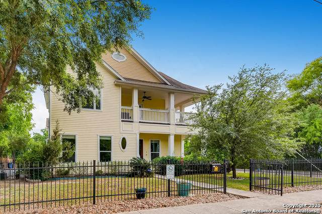 502 E Park Ave #1, San Antonio, TX 78212 (MLS #1455525) :: Exquisite Properties, LLC