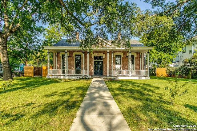 732 N Olive St, San Antonio, TX 78202 (MLS #1455607) :: The Gradiz Group