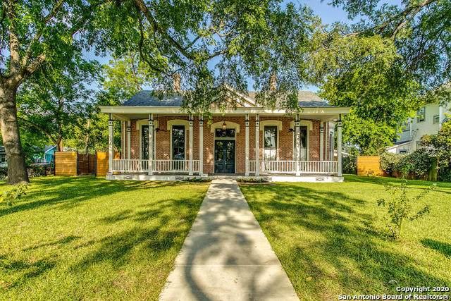 732 N Olive St, San Antonio, TX 78202 (MLS #1455607) :: Maverick