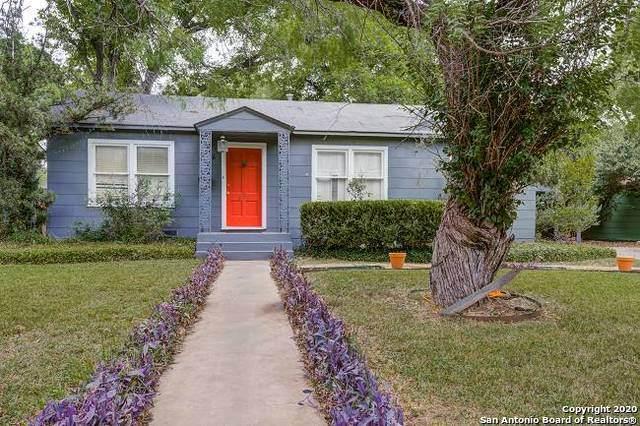 271 E Edgewood Pl, Alamo Heights, TX 78209 (MLS #1455713) :: The Gradiz Group