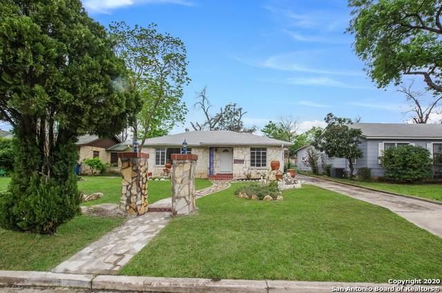 1007 Vanderbilt St, San Antonio, TX 78210 (MLS #1455746) :: BHGRE HomeCity San Antonio