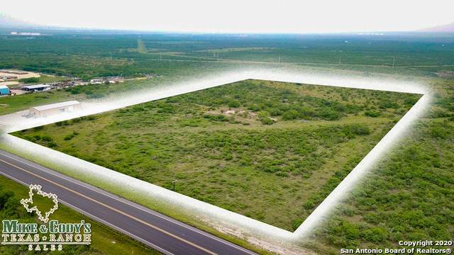 2805 Highway 72, Three Rivers, TX 78071 (MLS #1455819) :: The Gradiz Group