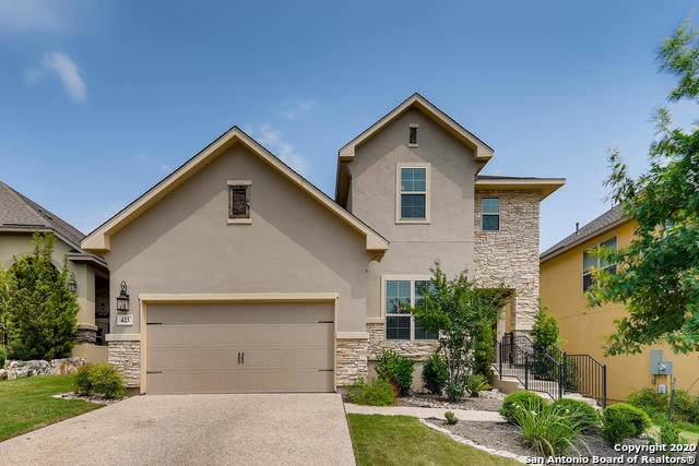 423 Tranquil Oak, San Antonio, TX 78260 (MLS #1455827) :: Alexis Weigand Real Estate Group