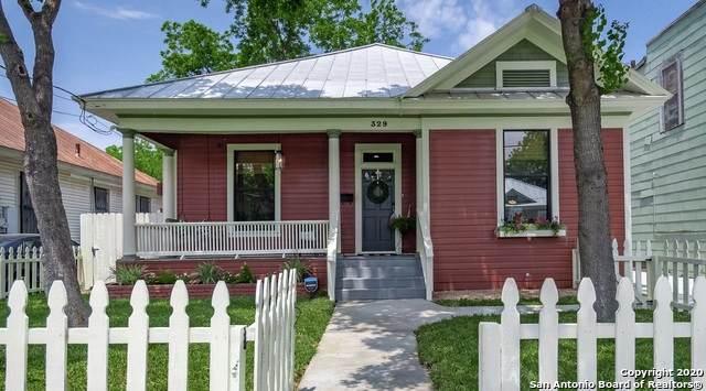 329 Sadie St, San Antonio, TX 78210 (MLS #1455887) :: Carolina Garcia Real Estate Group