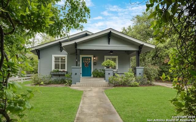 841 Estes Ave, Alamo Heights, TX 78209 (MLS #1455896) :: Santos and Sandberg