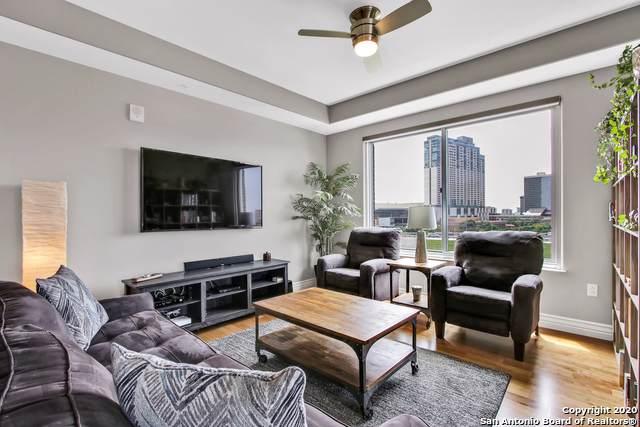 215 N Center #502, San Antonio, TX 78202 (MLS #1455947) :: Reyes Signature Properties