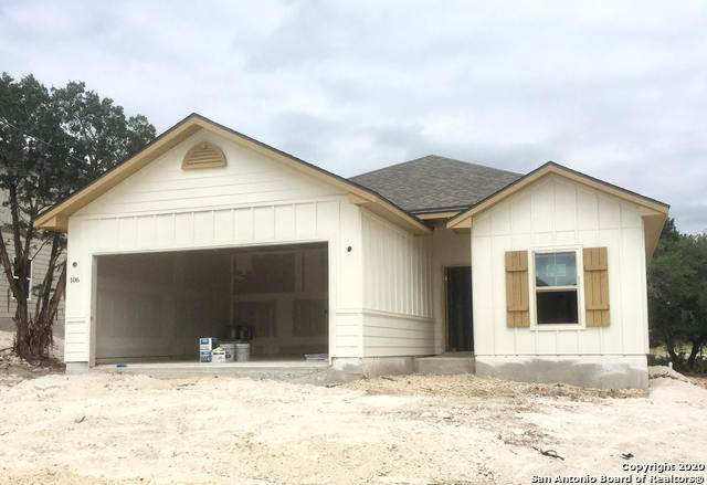 106 Lakeview Ct, Spring Branch, TX 78070 (MLS #1455960) :: BHGRE HomeCity San Antonio