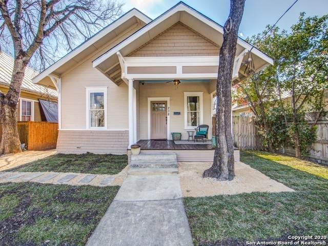 238 Carolina St, San Antonio, TX 78210 (MLS #1455976) :: Carolina Garcia Real Estate Group