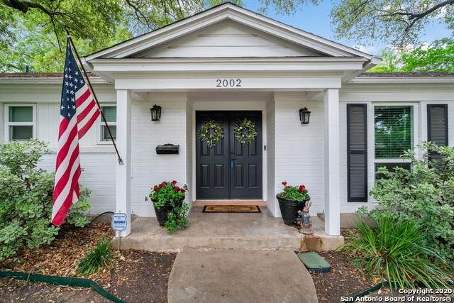 2002 Edgehill Dr, San Antonio, TX 78209 (MLS #1456137) :: The Heyl Group at Keller Williams