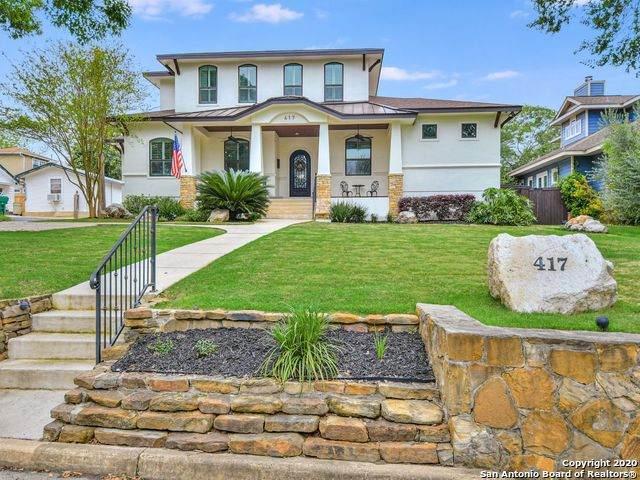 417 Kokomo St, San Antonio, TX 78209 (MLS #1456149) :: BHGRE HomeCity San Antonio