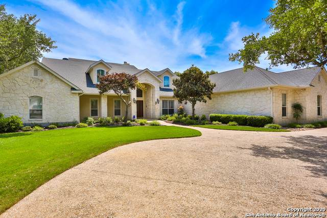 8506 High Cliff Dr, Fair Oaks Ranch, TX 78015 (MLS #1456154) :: The Castillo Group