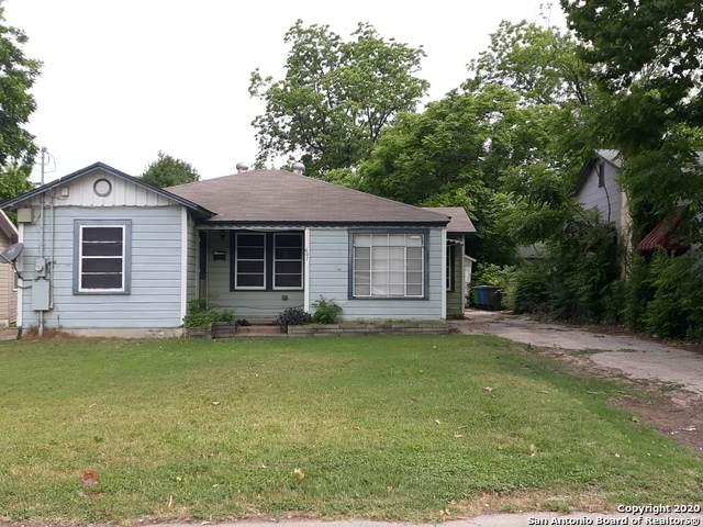 607 Frost, San Antonio, TX 78201 (MLS #1456176) :: Maverick