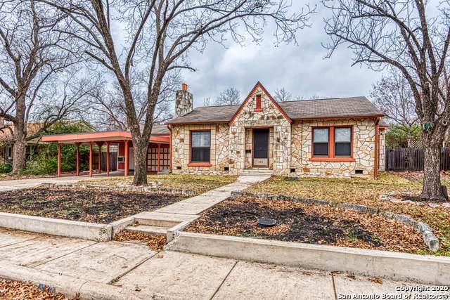 257 W Hermosa Dr, San Antonio, TX 78212 (MLS #1456353) :: Alexis Weigand Real Estate Group