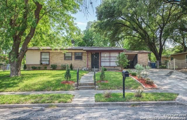 111 W Midcrest Dr, San Antonio, TX 78228 (MLS #1456496) :: Exquisite Properties, LLC