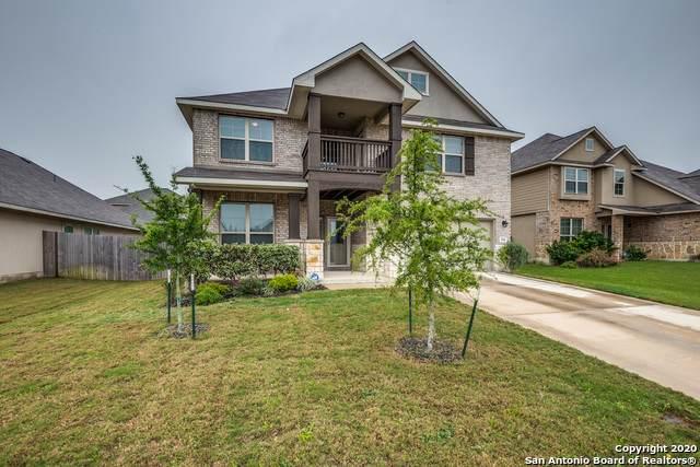 541 Saddle Vista, Cibolo, TX 78108 (MLS #1456515) :: Carolina Garcia Real Estate Group