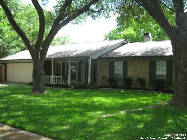 15914 Quail Cir, San Antonio, TX 78247 (MLS #1456552) :: The Heyl Group at Keller Williams
