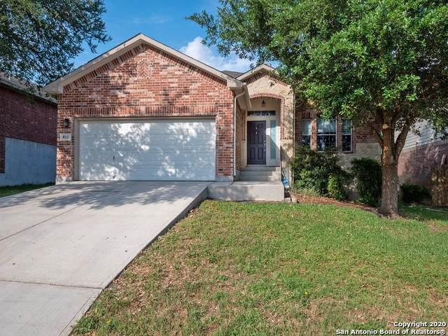 811 Point Valley, San Antonio, TX 78253 (MLS #1456559) :: BHGRE HomeCity San Antonio