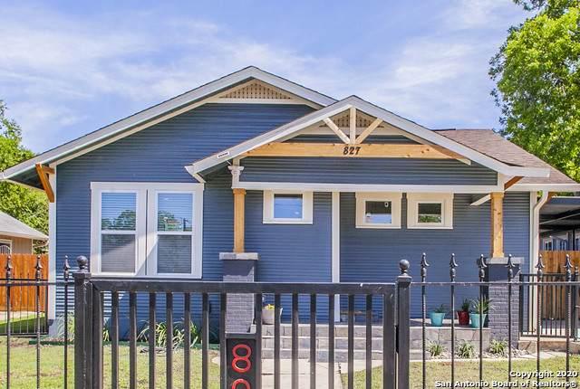 827 E Highland Blvd, San Antonio, TX 78210 (MLS #1456572) :: Neal & Neal Team