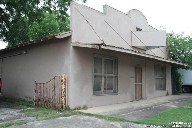 1407 Leal St, San Antonio, TX 78207 (MLS #1456819) :: The Lugo Group