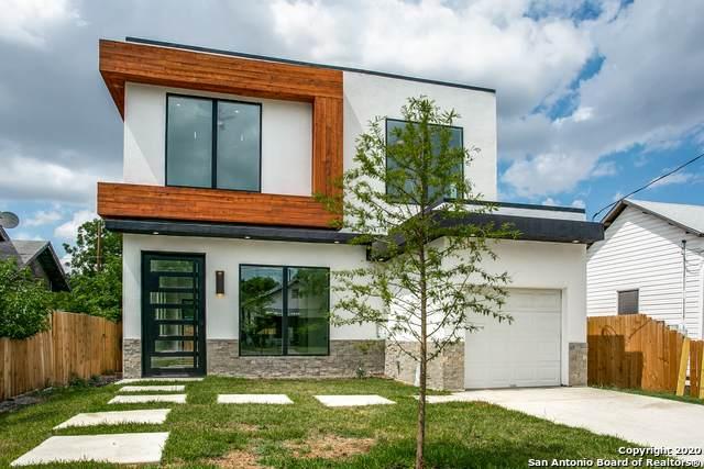 1223 Hays St, San Antonio, TX 78202 (MLS #1456914) :: Concierge Realty of SA