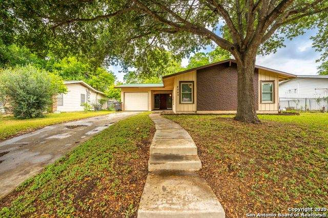 4243 Diamondhead Dr, San Antonio, TX 78218 (MLS #1457019) :: Alexis Weigand Real Estate Group