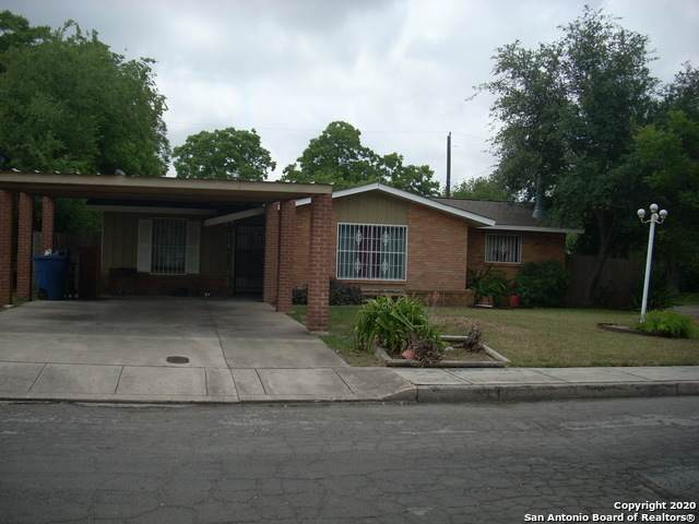 2210 Babs Dr, San Antonio, TX 78213 (#1457161) :: The Perry Henderson Group at Berkshire Hathaway Texas Realty