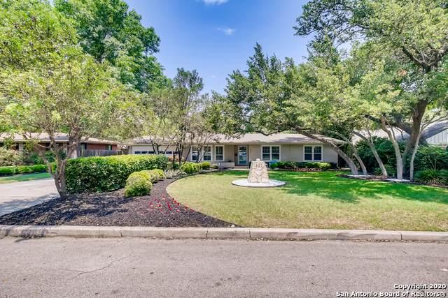 627 Rockhill Dr, San Antonio, TX 78209 (MLS #1457225) :: Carolina Garcia Real Estate Group