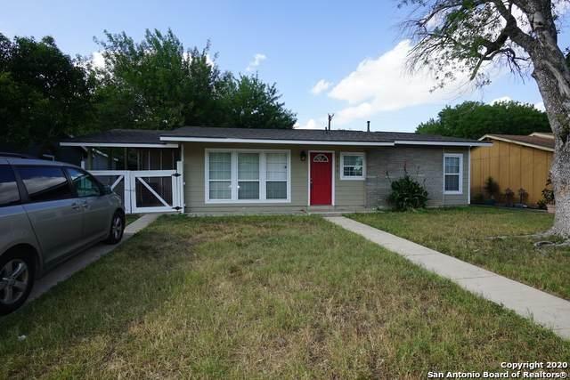5503 Knoll Krest Dr, San Antonio, TX 78242 (MLS #1457407) :: The Heyl Group at Keller Williams