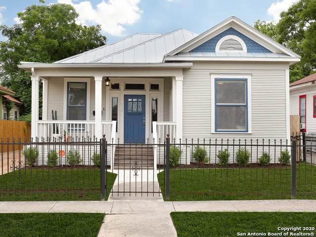 812 Burleson, San Antonio, TX 78202 (MLS #1457429) :: Carolina Garcia Real Estate Group