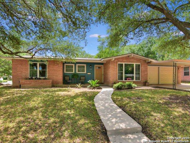 630 Northridge Dr, San Antonio, TX 78209 (MLS #1457447) :: The Heyl Group at Keller Williams