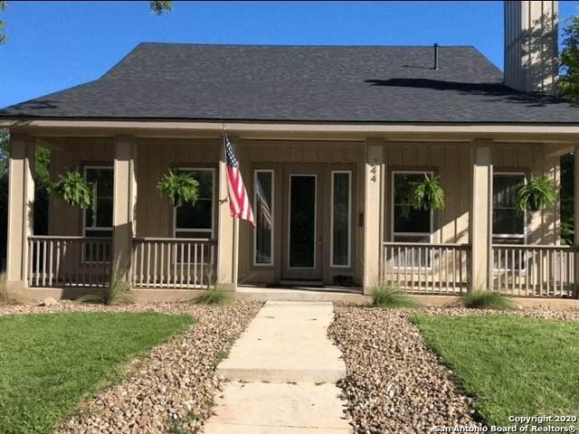 344 Kessler St, New Braunfels, TX 78130 (MLS #1457470) :: BHGRE HomeCity San Antonio