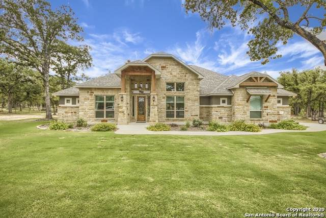 137 Hidden Pond Dr, Adkins, TX 78101 (MLS #1457625) :: The Gradiz Group