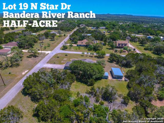 LOT 19 N Star, Bandera, TX 78003 (MLS #1457630) :: Neal & Neal Team