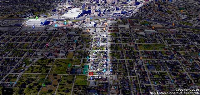 1253 E Crockett St, San Antonio, TX 78202 (MLS #1457680) :: 2Halls Property Team | Berkshire Hathaway HomeServices PenFed Realty
