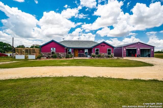 1741 Ernst Rd, Pleasanton, TX 78064 (MLS #1457697) :: BHGRE HomeCity San Antonio