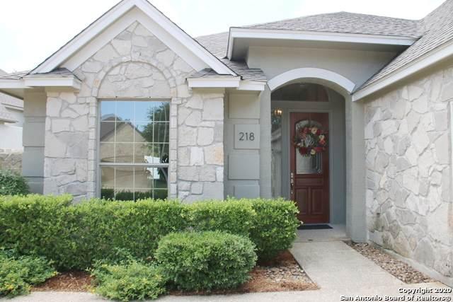 218 Garden Hill, San Antonio, TX 78260 (MLS #1457735) :: Alexis Weigand Real Estate Group