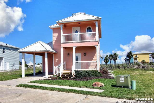 162 La Concha Blvd, Port Aransas, TX 78373 (MLS #1457856) :: BHGRE HomeCity San Antonio