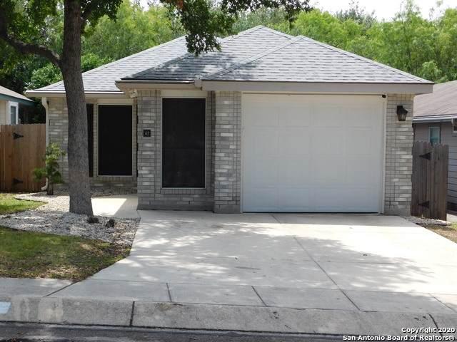 62 Rainy Ave, San Antonio, TX 78240 (MLS #1457864) :: BHGRE HomeCity San Antonio